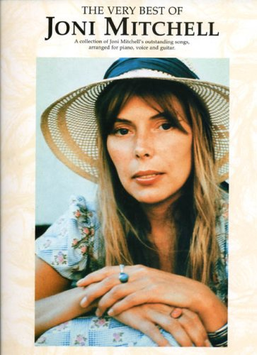 9780711938502: The Very Best of Joni Mitchell: For Piano, Voice and Guitar (Pvg)