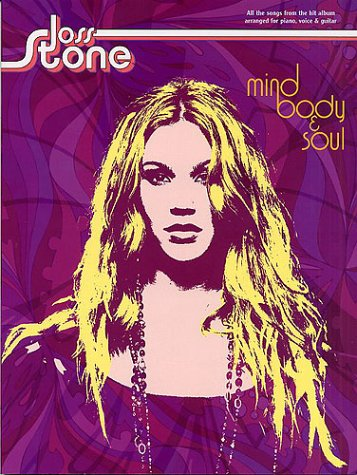 9780711938915: Joss Stone: Mind, Body and Soul