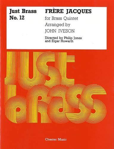 9780711939318: FRERE JACQUES FOR BRASS QUINTET (PARTS 2