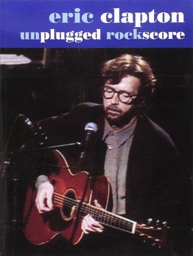 9780711939387: Eric Clapton: Unplugged Rock Score