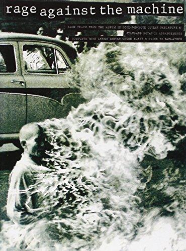 9780711939394: Rage Against the Machine: TAB: (Tab)