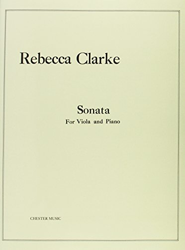 9780711939448: CLARKE R. VIOLA SONATA VIOLA/PIANO