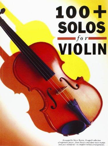 9780711939806: 100 Solos For Violin