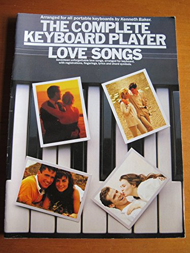 9780711939813: The Complete keyboard player: Love songs