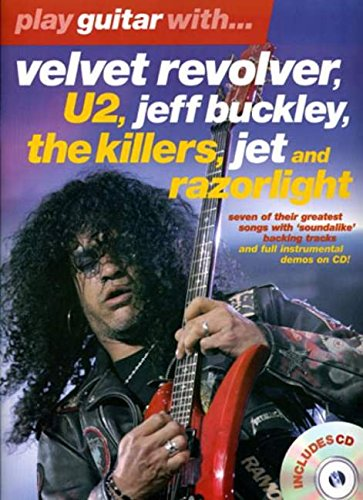 9780711940734: Play Guitar with Velvet Revolver, U2, Jeff Buckley, The Killers, Jet and Razorlight