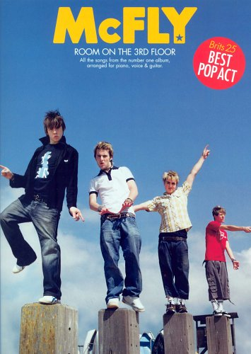 and#34;McFlyand#34;: Room on the Third Floor, for: Mcfly (Artist)