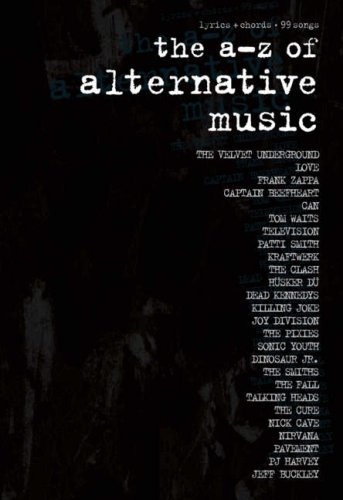 9780711940949: The A-Z Of Alternative Music (Lyrics)