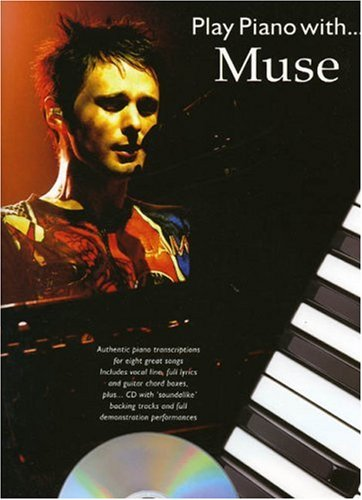 9780711941007: PLAY PIANO MUSE + CD (Play guitar/bass/drum/PF..with)