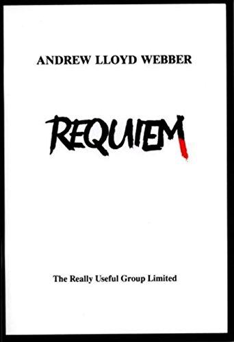 9780711941021: Andrew Lloyd Webber: Requiem (Vocal Score)