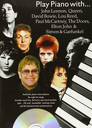 9780711941151: John Lennon, Queen, David Bowie, Lou Reed, Paul McCartney, The Doors, Elton John & Simon & Garfunkel (Play piano with)