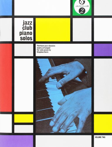 9780711941212: Jazz Club Piano Solos