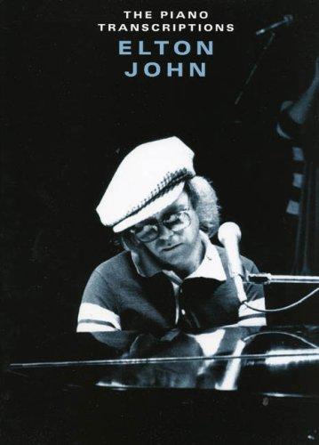 9780711941274: Elton John: The Piano Transcriptions