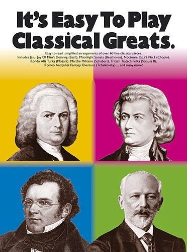 9780711942011: It's Easy to Play Classical Greats: Classical Greats