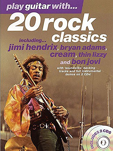 9780711942349: Play Guitar With 20 Rock Classics