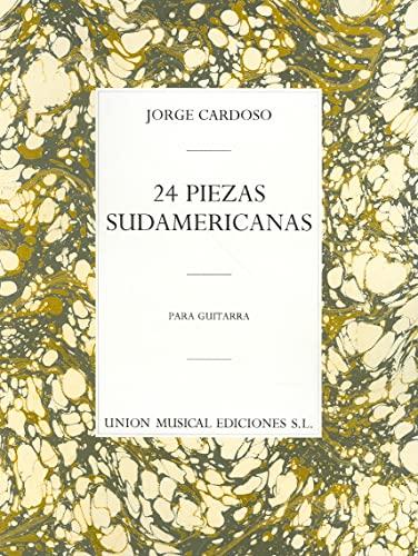 9780711943285: Jorge Cardoso: 24 Piezas Sudamericanas