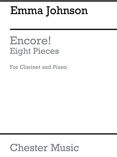 9780711943728: Encore!: [eight showpieces for clarinet & piano]