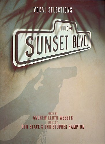 9780711943759: Sunset Blvd: Vocal selections : [arranged for voice, piano & guitar] : [includes lyrics & chord symbols]