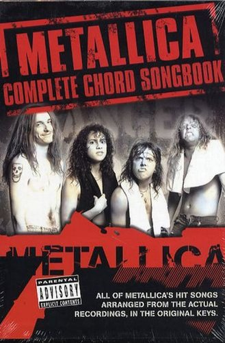 9780711944152: Metallica Complete Chord Songbook Collec (Songbook Collection)