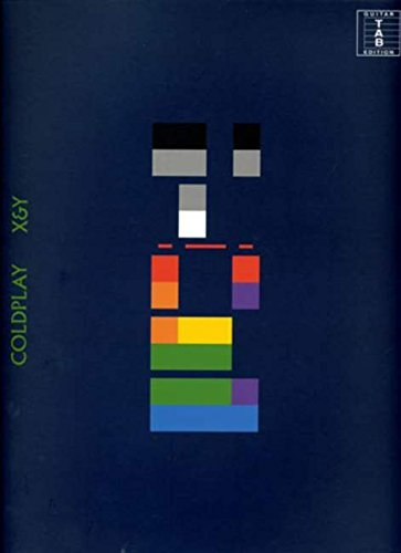 "9780711944220: "" Coldplay "" X& Y: For Guitar TAB (Tab)"