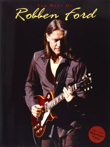9780711944237: Robben Ford for Guitar Tab