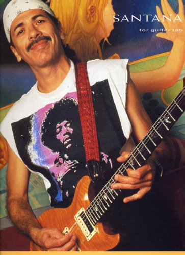 9780711944244: Santana for Guitar Tab
