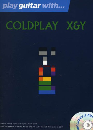 """9780711944275: Play Guitar with """" Coldplay """" : """" X& Y """" (Play Guitar With...)"""