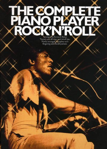 9780711946668: COMPLETE PIANO PLAYER ROCK'N'ROLL