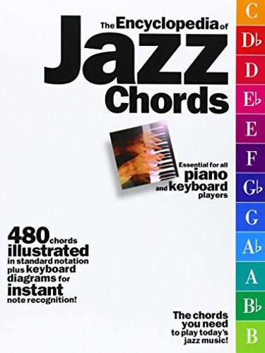 9780711946682: Encyclopedia of Jazz Chords