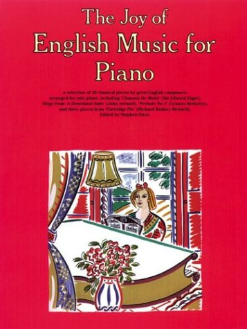 9780711946712: The Joy of English Music for Piano (Joy Of...Series)