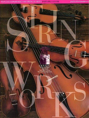 9780711946866: Stringworks: Jazz Standards 1 String Quartet