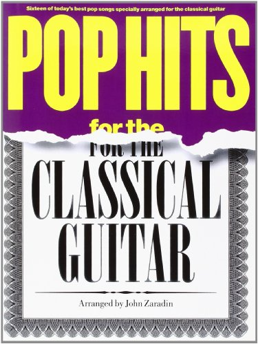 9780711947016: Pop Hits For Classical Guitar