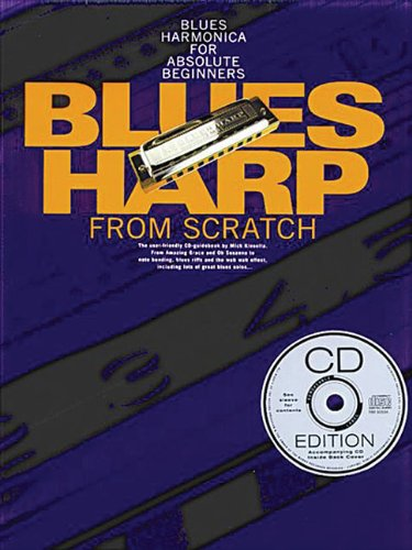 9780711947061: Blues Harp From Scratch: Blues Harmonica For Absolute Beginners