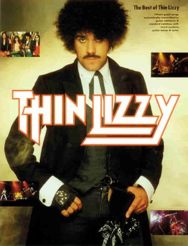 9780711947917: The Best of Thin Lizzy: Authentic Guitar Transcriptions