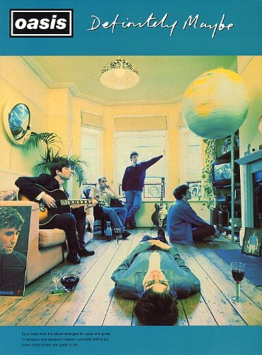 9780711948068: Oasis: Definitely Maybe (Tab)