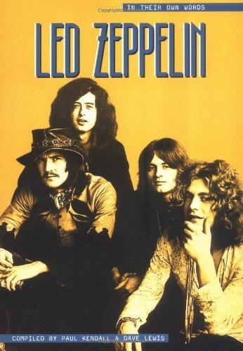 9780711948662: Led Zeppelin: In Their Own Words (In Their Own Words Op41284)