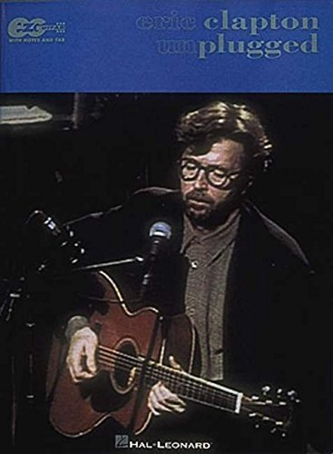 9780711948754: Eric Clapton: Unplugged E-Z Play Guitar