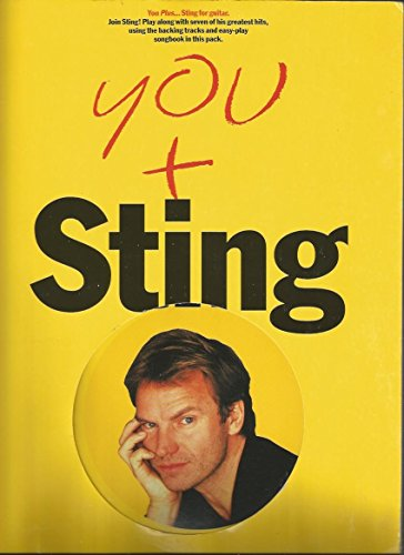9780711948778: You + Sting: [seven classic songs arranged for guitar in standard music notation and guitar tab]