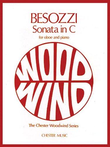 9780711948921: Alessandro Besozzi: Sonata In C For Oboe And Piano