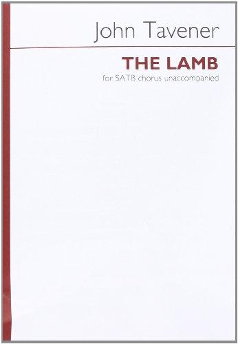 9780711949041: John Tavener: The Lamb