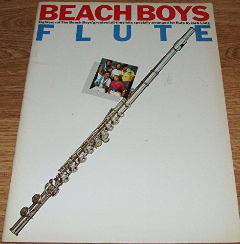 9780711949331: Beach Boys flute: Eighteen of The Beach Boys... greatest all-time hits
