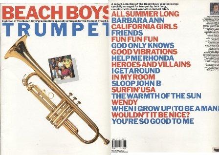 9780711949355: Beach Boys trumpet: Eighteen of The Beach Boys... greatest hits