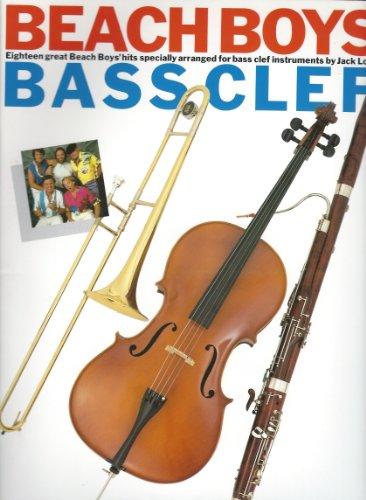 9780711949362: Beach Boys bass clef: Eighteen great Beach Boys... hits