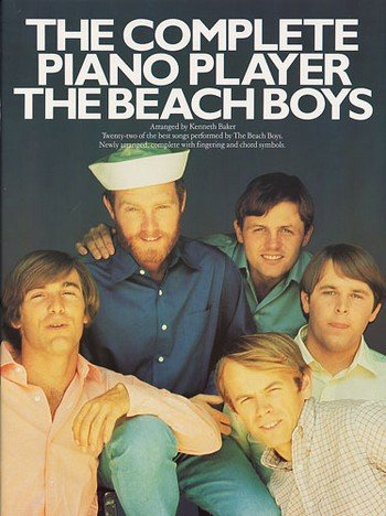 9780711949423: The Complete Piano Player: Beach Boys