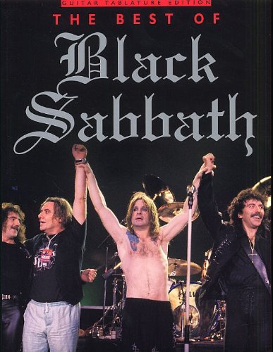 9780711949560: The Best Of Black Sabbath (TAB)
