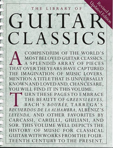 9780711949706: The Library Of Guitar Classics
