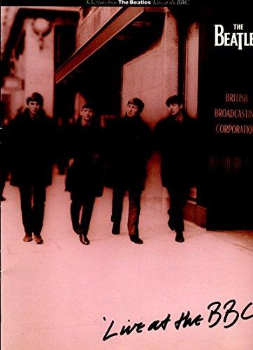 9780711949744: MUSIC SALES BEATLES - LIVE BBC - PVG Partition variété, pop, rock... Variété internationale Piano voix guitare