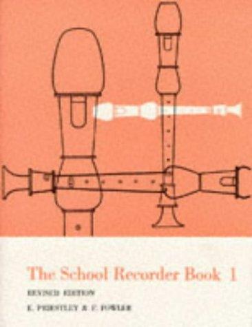 9780711950078: School Recorder Books: Bk. 1