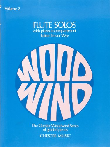 9780711950191: Flute Solos - Volume Two: with Piano Accompaniment (The Chester Woodwind Series of Graded Pieces)