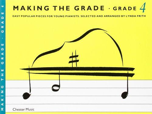 9780711950528: Making the Grade: Piano: 4: Grade Four (Piano)