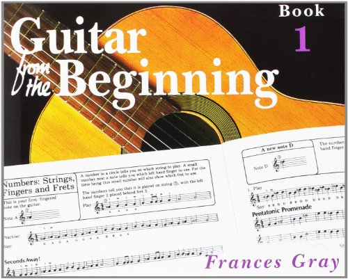 9780711950917: Guitar from the Beginning: Book 1